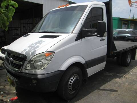 2008 Dodge Sprinter Cab Chassis for sale at Pasadena Auto Planet - 9172 North Freeway in Houston TX