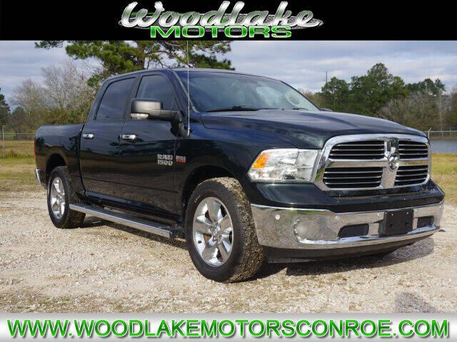 2015 RAM Ram Pickup 1500 for sale at WOODLAKE MOTORS in Conroe TX