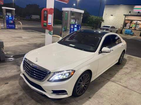 2017 Mercedes-Benz S-Class for sale at Low Price Auto Sales LLC in Palm Harbor FL
