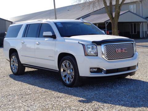 2015 GMC Yukon XL for sale at Burkholder Truck Sales LLC (Edina) in Edina MO