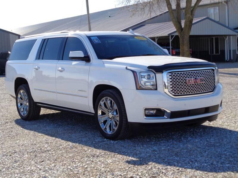 2015 GMC Yukon XL for sale at Burkholder Truck Sales LLC (Edina) in Edina MO