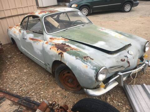 1900 Volkswagen Karmann Ghia for sale at Collector Car Channel - Desert Gardens Mobile Homes in Quartzsite AZ