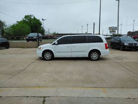 2014 Chrysler Town and Country for sale at Southwest Sports & Imports in Oklahoma City OK