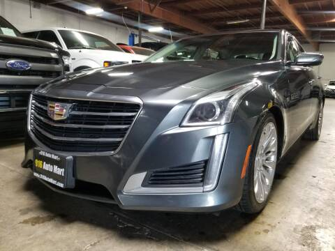 2015 Cadillac CTS for sale at 916 Auto Mart ONLY $399 DOWN!!!* in Sacramento CA