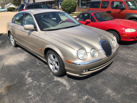 2000 Jaguar S-Type for sale at Prospect Auto Mart in Peoria IL