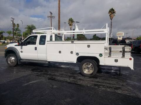 2015 Ford F-550 Super Duty for sale at Best Quality Auto Sales in Sun Valley CA