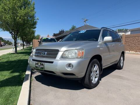 2006 Toyota Highlander Hybrid for sale at Berge Auto in Orem UT
