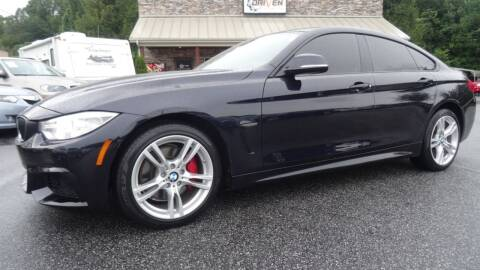 2015 BMW 4 Series for sale at Driven Pre-Owned in Lenoir NC