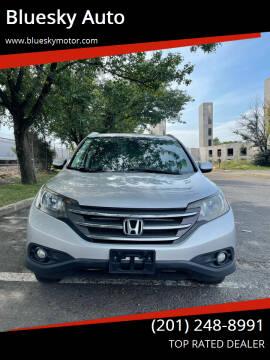 2014 Honda CR-V for sale at Bluesky Auto in Bound Brook NJ