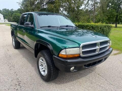 2004 Dodge Dakota for sale at 100% Auto Wholesalers in Attleboro MA