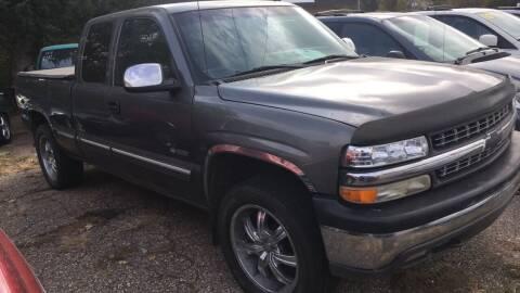 2001 Chevrolet Silverado 1500 for sale at Gordon Auto Sales LLC in Sioux City IA