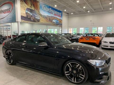 2014 BMW 4 Series for sale at Godspeed Motors in Charlotte NC