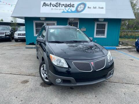 2006 Pontiac Vibe for sale at Autostrade in Indianapolis IN