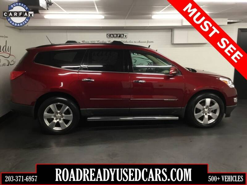 2010 Chevrolet Traverse for sale at Road Ready Used Cars in Ansonia CT