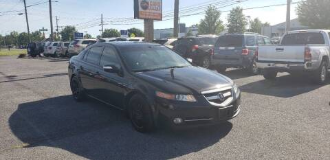 2008 Acura TL for sale at Cars 4 Grab in Winchester VA