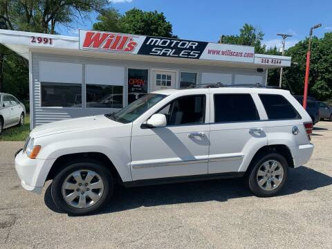 2010 Jeep Grand Cherokee for sale at Will's Motor Sales in Grandville MI