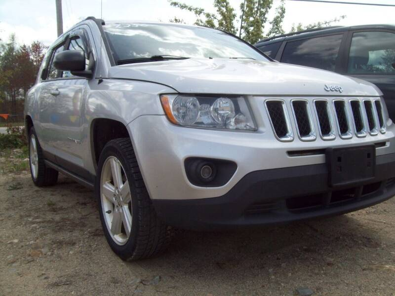 2012 Jeep Compass for sale at Frank Coffey in Milford NH