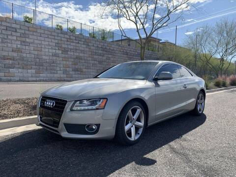 2009 Audi A5 for sale at AUTO HOUSE TEMPE in Tempe AZ