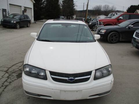 2004 Chevrolet Impala for sale at ROUTE 119 AUTO SALES & SVC in Homer City PA