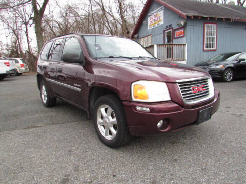 2006 GMC Envoy for sale at Auto Outlet Of Vineland in Vineland NJ