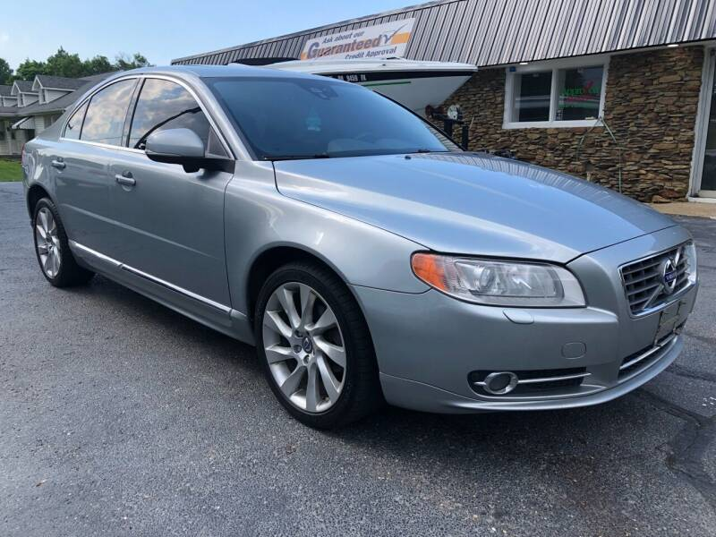 2013 Volvo S80 for sale at Approved Motors in Dillonvale OH
