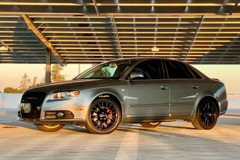 2008 Audi A4 for sale at Car Hero LLC in Santa Clara CA