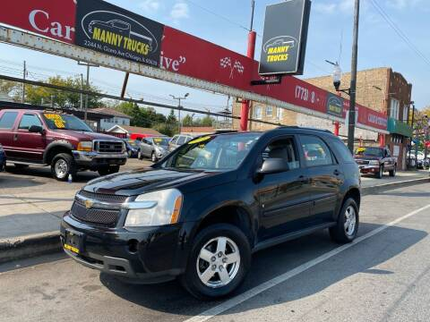 2008 Chevrolet Equinox for sale at Manny Trucks in Chicago IL