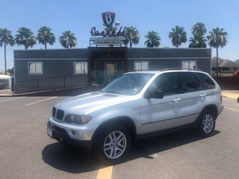 2004 BMW X5 for sale at Barrett Auto Gallery in San Juan TX