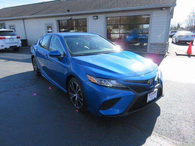 2020 Toyota Camry for sale at Tri-County Pre-Owned Superstore in Reynoldsburg OH