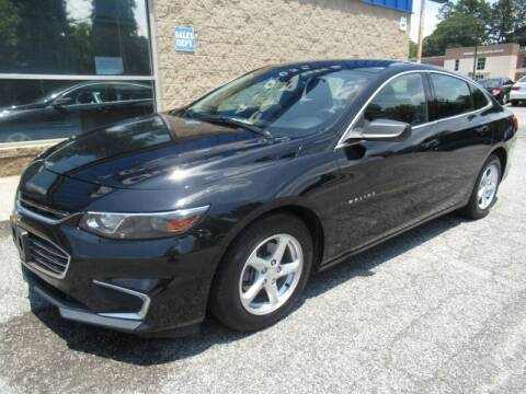 2016 Chevrolet Malibu for sale at 1st Choice Autos in Smyrna GA