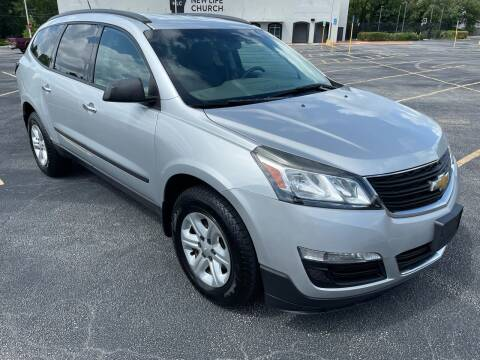 2016 Chevrolet Traverse for sale at H & B Auto in Fayetteville AR