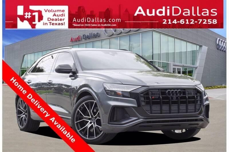 2021 Audi SQ8 for sale in Dallas, TX
