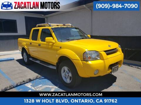2001 Nissan Frontier for sale at Ontario Auto Square in Ontario CA