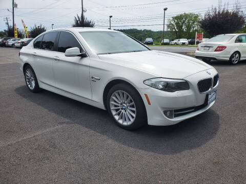 2011 BMW 5 Series for sale at AFFORDABLE IMPORTS in New Hampton NY