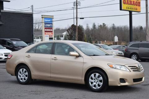 2010 Toyota Camry for sale at Broadway Motor Car Inc. in Rensselaer NY