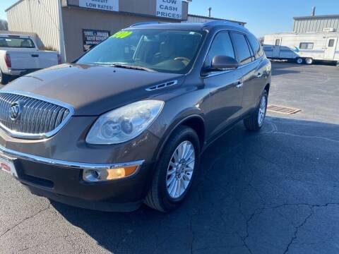 2010 Buick Enclave for sale at Used Car Factory Sales & Service Troy in Troy OH