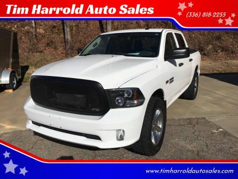 2014 RAM Ram Pickup 1500 for sale at Tim Harrold Auto Sales in Wilkesboro NC