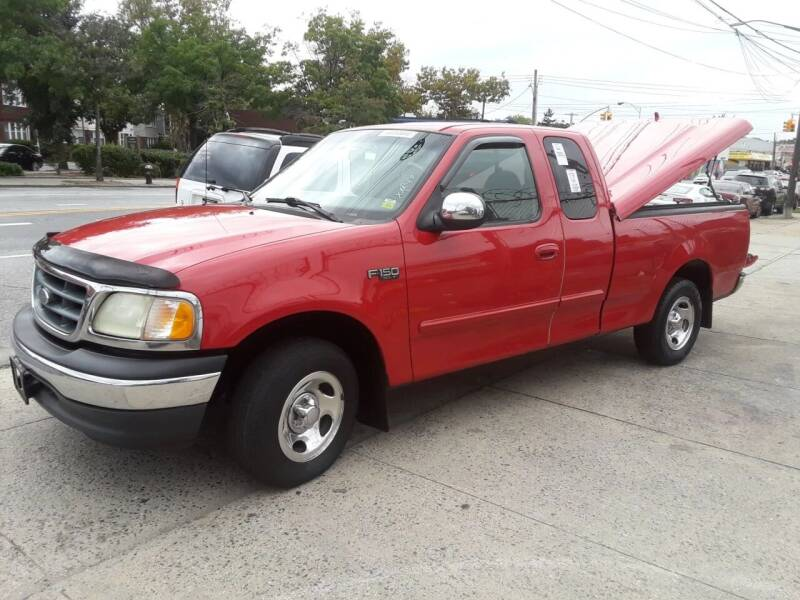 2000 Ford F-150 for sale at Blackbull Auto Sales in Ozone Park NY