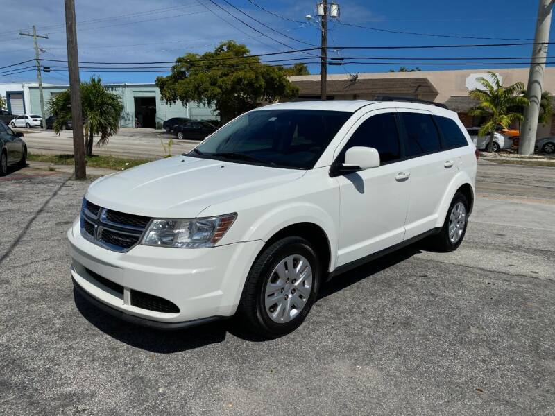 2011 Dodge Journey for sale at Ultimate Car Solutions in Pompano Beach FL