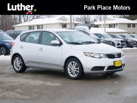 2012 Kia Forte5 for sale at Park Place Motor Cars in Rochester MN