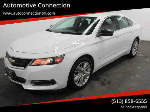 2016 Chevrolet Impala for sale at Automotive Connection in Fairfield OH