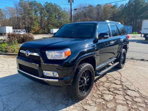2010 Toyota 4Runner for sale at Elite Motor Brokers in Austell GA