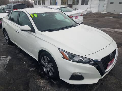 2019 Nissan Altima for sale at Cooley Auto Sales in North Liberty IA