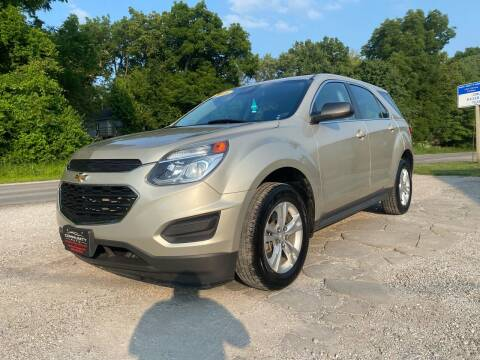 2016 Chevrolet Equinox for sale at Community Auto Sales & Service in Fayette MO