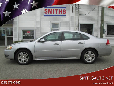 2013 Chevrolet Impala for sale at SmithsAuto.net in Hart MI