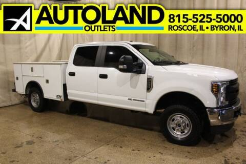 2019 Ford F-250 Super Duty for sale at AutoLand Outlets Inc in Roscoe IL