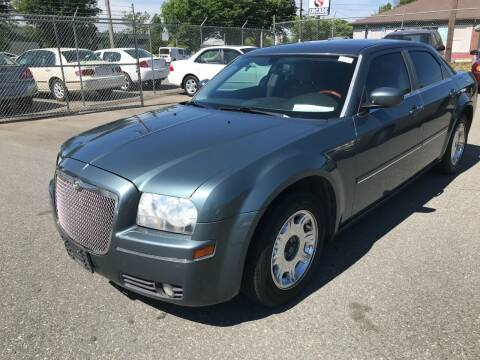 2005 Chrysler 300 for sale at Mike's Auto Sales of Charlotte in Charlotte NC