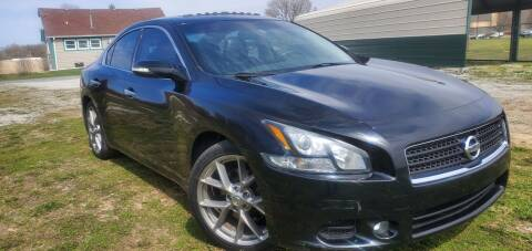 2011 Nissan Maxima for sale at Sinclair Auto Inc. in Pendleton IN