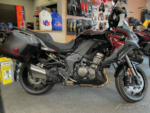 2021 Kawasaki VERSYS 1000 LT+ SE for sale at ROUTE 3A MOTORS INC in North Chelmsford MA