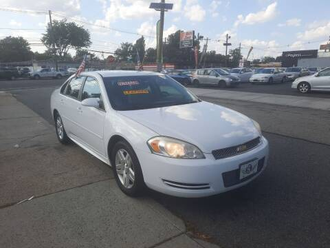 2013 Chevrolet Impala for sale at K & S Motors Corp in Linden NJ